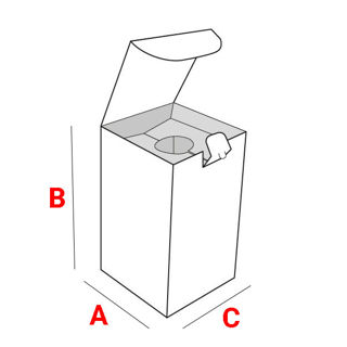 Caixa ampolla. Envasos personalitzats