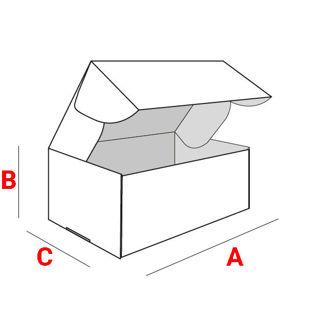 Caixa automontable. Envasos personalitzats