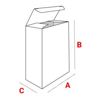 Caiva envàs base. Envasos personalitzats